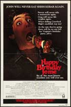 Happy Birthday to Me - 27 x 40 Movie Poster - Style C