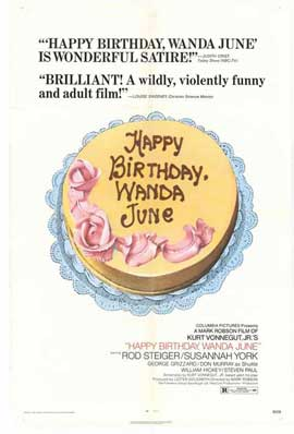 Happy Birthday, Wanda June - 27 x 40 Movie Poster - Style A