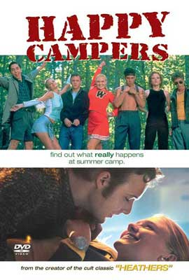Happy Campers - 11 x 17 Movie Poster - Style A