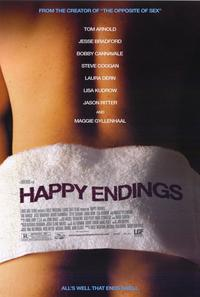 Happy Endings - 11 x 17 Movie Poster - Style A