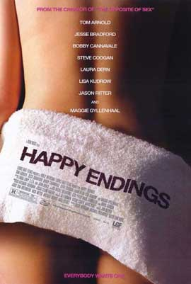 Happy Endings - 11 x 17 Movie Poster - Style B