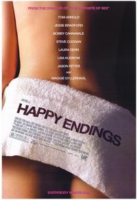 Happy Endings - 27 x 40 Movie Poster - Style B