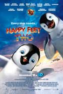 Happy Feet 2 in 3D - 11 x 17 Movie Poster - Style C