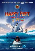 Happy Feet 2 in 3D - 11 x 17 Movie Poster - Style D