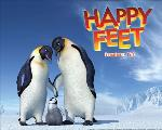 Happy Feet - 11 x 17 Movie Poster - Style H