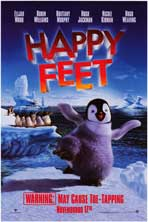 Happy Feet - Movie Poster - Reproduction - 27 x 40 - Style A