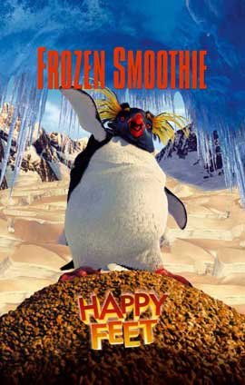 Happy Feet - 11 x 17 Movie Poster - Style E