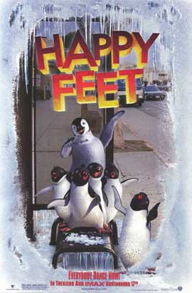 Happy Feet - 11 x 17 Movie Poster - Style G