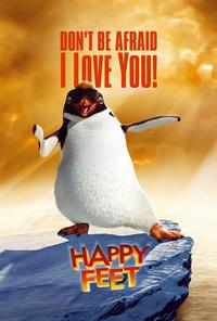 Happy Feet - 27 x 40 Movie Poster - Style D