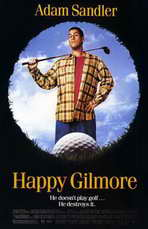 Happy Gilmore - 11 x 17 Movie Poster - Style A
