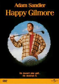 Happy Gilmore - 11 x 17 Movie Poster - Style B