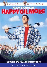 Happy Gilmore - 27 x 40 Movie Poster - Style C