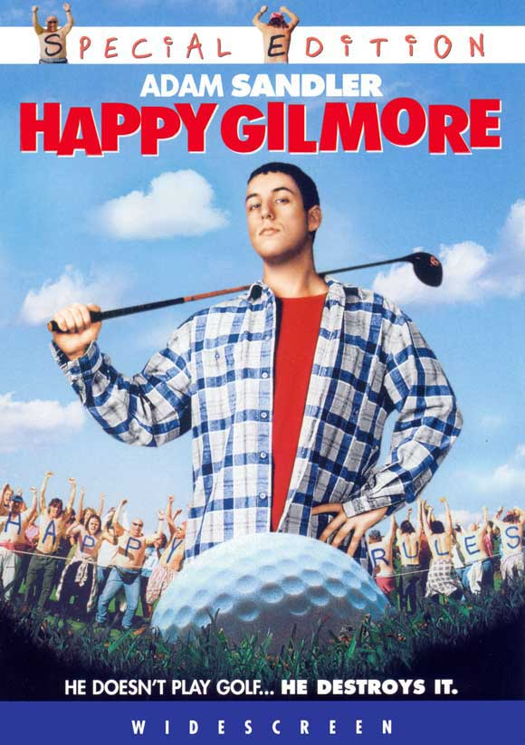 Happy Gilmore Movie Posters From Movie Poster Shop