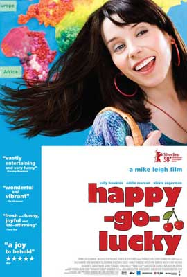 Happy-Go-Lucky - 11 x 17 Movie Poster - Style A