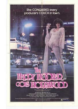The Happy Hooker Goes Hollywood - 11 x 17 Movie Poster - Style A