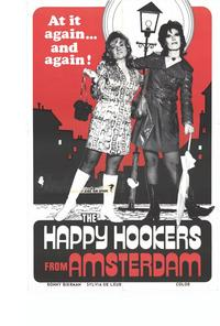 Happy Hookers From Amsterdam - 27 x 40 Movie Poster - Style A