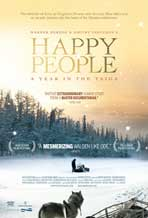 Happy People: A Year in the Taiga - 11 x 17 Movie Poster - Style A