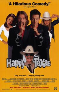 Happy, Texas - 11 x 17 Movie Poster - Style A