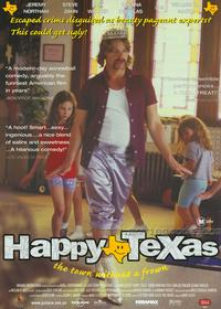 Happy, Texas - 11 x 17 Movie Poster - Style C
