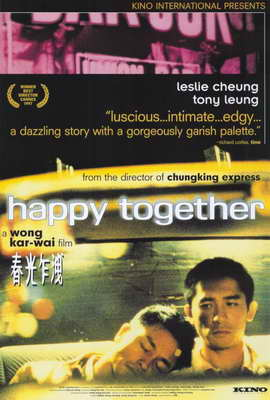 Happy Together - 11 x 17 Movie Poster - Style A