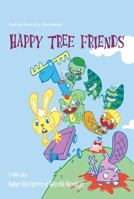 Happy Tree Friends (TV) - 27 x 40 TV Poster - France Style A