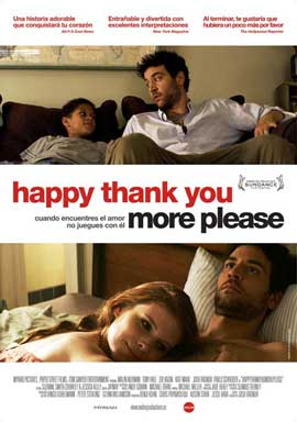 Happythankyoumoreplease - 27 x 40 Movie Poster - Spanish Style A