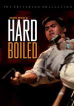 Hard-Boiled - 27 x 40 Movie Poster - Style B