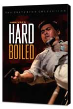 Hard-Boiled - 27 x 40 Movie Poster - Style B - Museum Wrapped Canvas