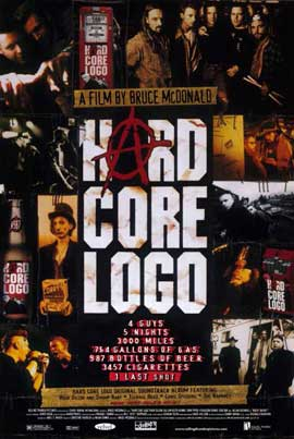 Hard Core Logo - 11 x 17 Movie Poster - Style A