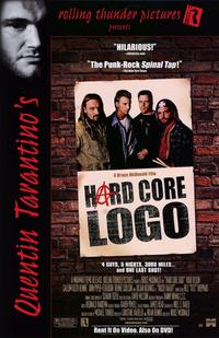 Hard Core Logo - 11 x 17 Movie Poster - Style B