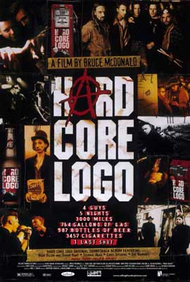 Hard Core Logo - 27 x 40 Movie Poster - Style A