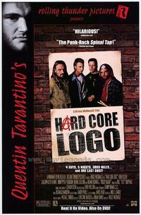 Hard Core Logo - 27 x 40 Movie Poster - Style B