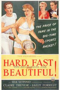 Hard, Fast and Beautiful! - 27 x 40 Movie Poster - Style A