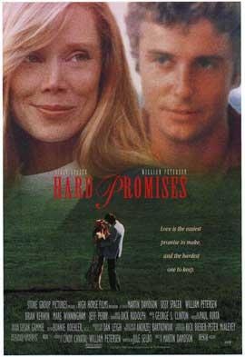 Hard Promises - 11 x 17 Movie Poster - Style B