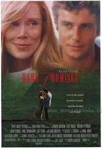 Hard Promises - 27 x 40 Movie Poster - Style B