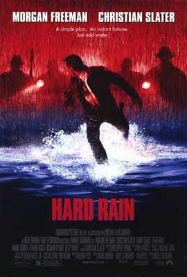 Hard Rain - 11 x 17 Movie Poster - Style A