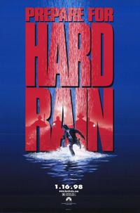 Hard Rain - 27 x 40 Movie Poster - Style C