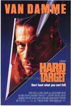 Hard Target - 11 x 17 Movie Poster - Style A