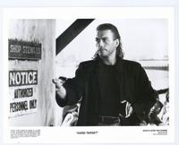Hard Target - 8 x 10 B&W Photo #1