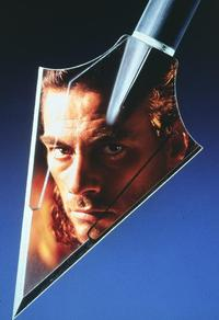 Hard Target - 8 x 10 Color Photo #1