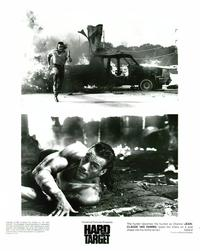 Hard Target - 8 x 10 B&W Photo #3