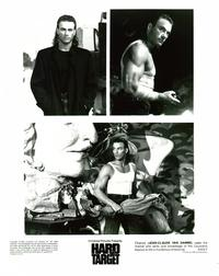 Hard Target - 8 x 10 B&W Photo #5