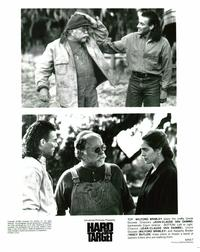 Hard Target - 8 x 10 B&W Photo #8