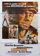 Hard Times - 11 x 17 Movie Poster - Danish Style A