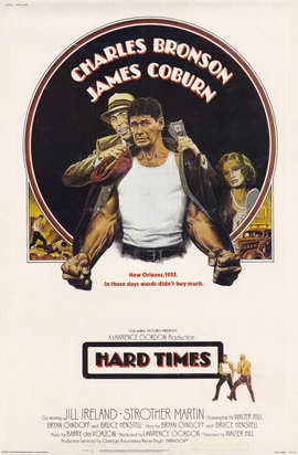 Hard Times - 11 x 17 Movie Poster - Style A