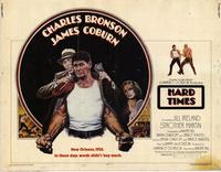 Hard Times - 11 x 14 Movie Poster - Style C