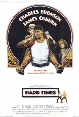 Hard Times - 27 x 40 Movie Poster - Style A