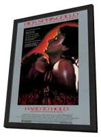 Hard to Hold - 11 x 17 Movie Poster - Style A - in Deluxe Wood Frame