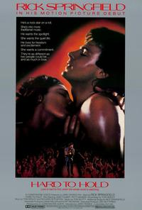 Hard to Hold - 27 x 40 Movie Poster - Style A