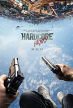 """Hardcore Henry"" Movie Poster"
